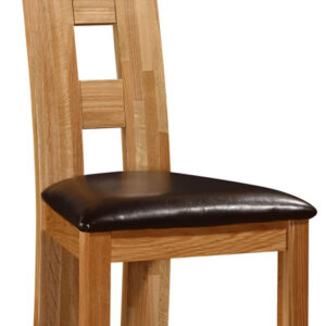 Westy High Back Designer Look Kitchen Dining Chair