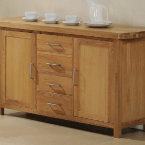 Zento Oak Sideboard