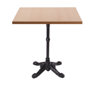 Barron Dining Base And Square Top