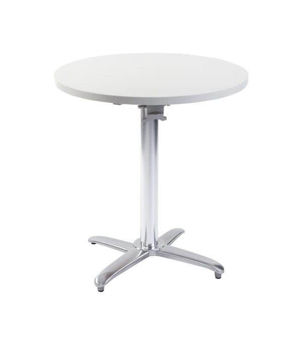 Ilan Flip Top Dining Base And Round Top