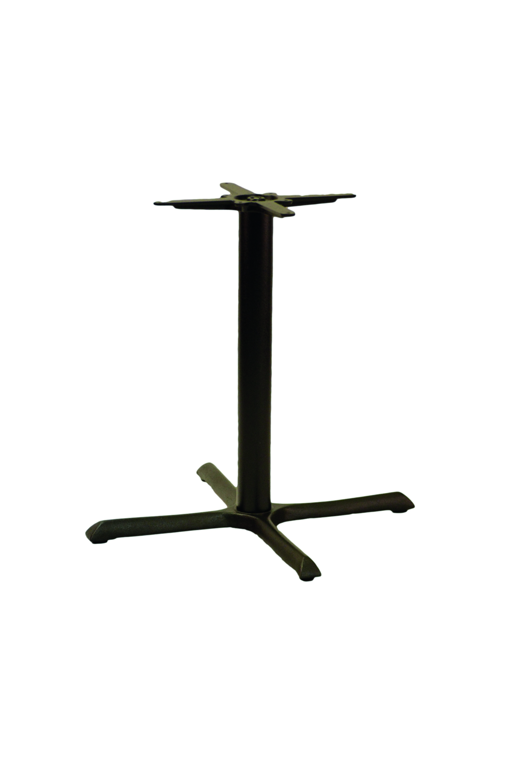 Elliot Black Cruciform Table Base