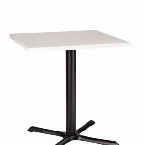 Elliot Black Dining Base And Square Sm France Top