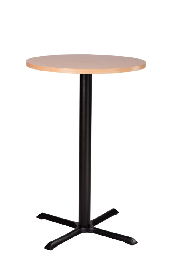 Elliot Black Dining Base And Round Top