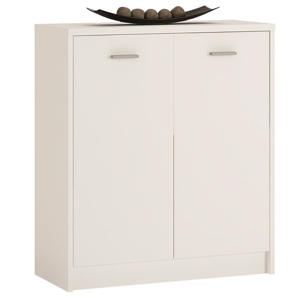 Yours White 2 Door Cabinet