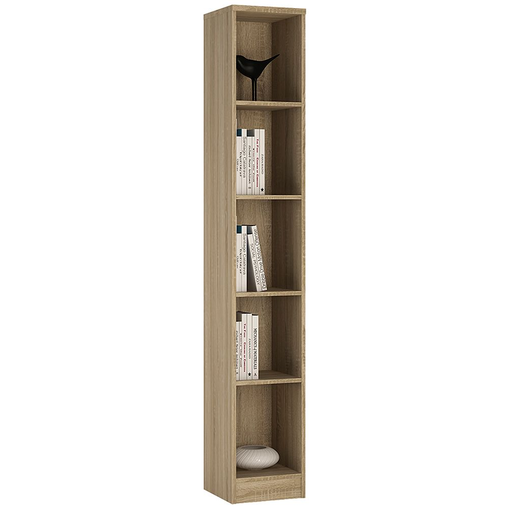 Yours Tall Narrow Bookcase