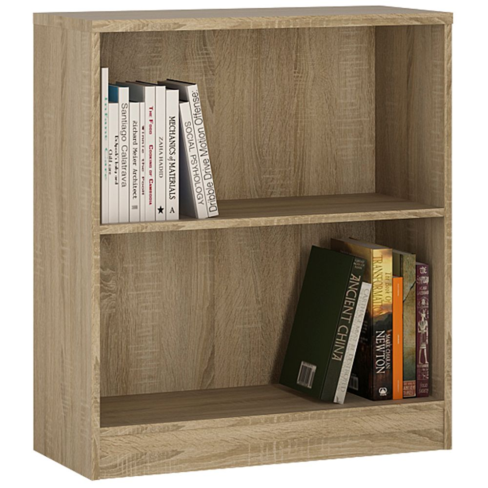 Yours Low Wide Bookcase