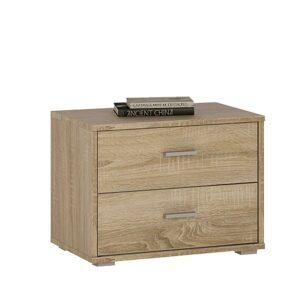 Yours 2 Drawer Low Chest/Bedside