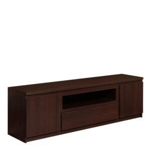 Jello 2 Door 1 Drawer Wide TV Cabinet