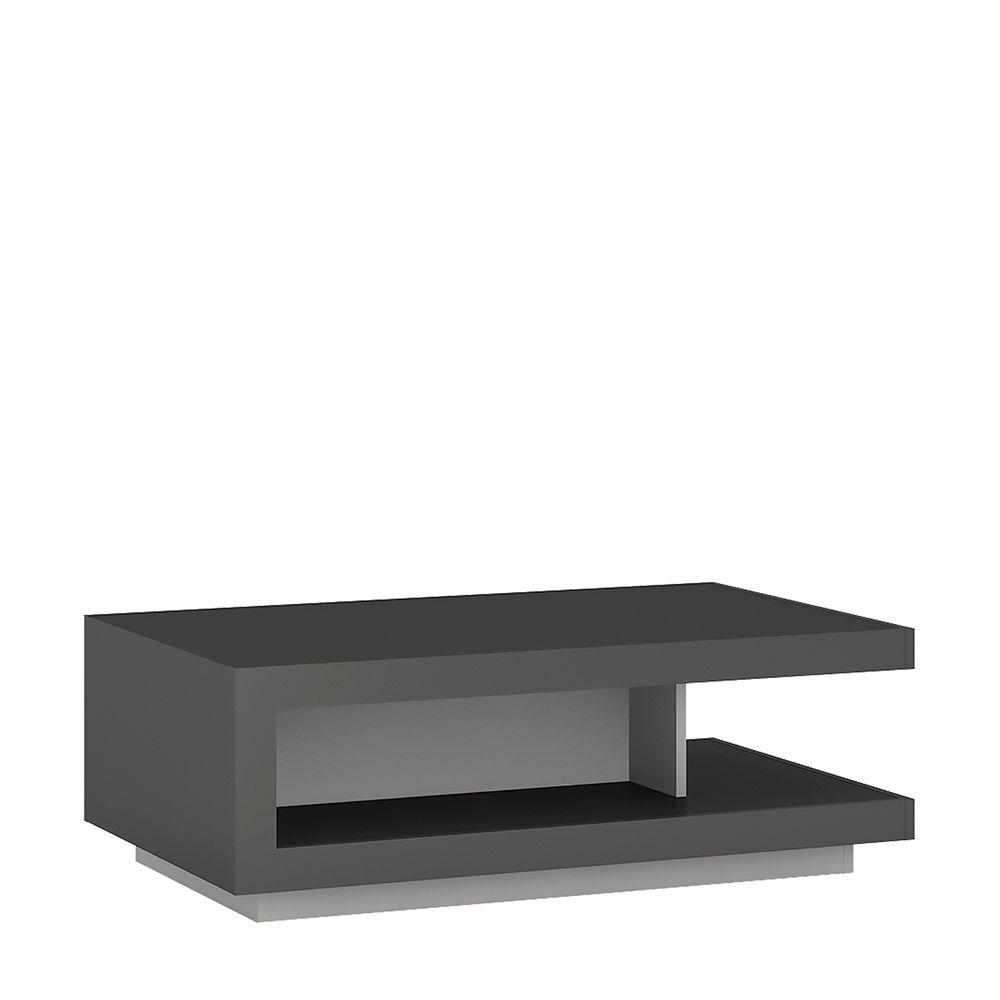 Lion Black Designer coffee table