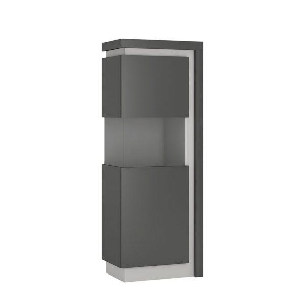 Lion Narrow display cabinet (LHD) 164
