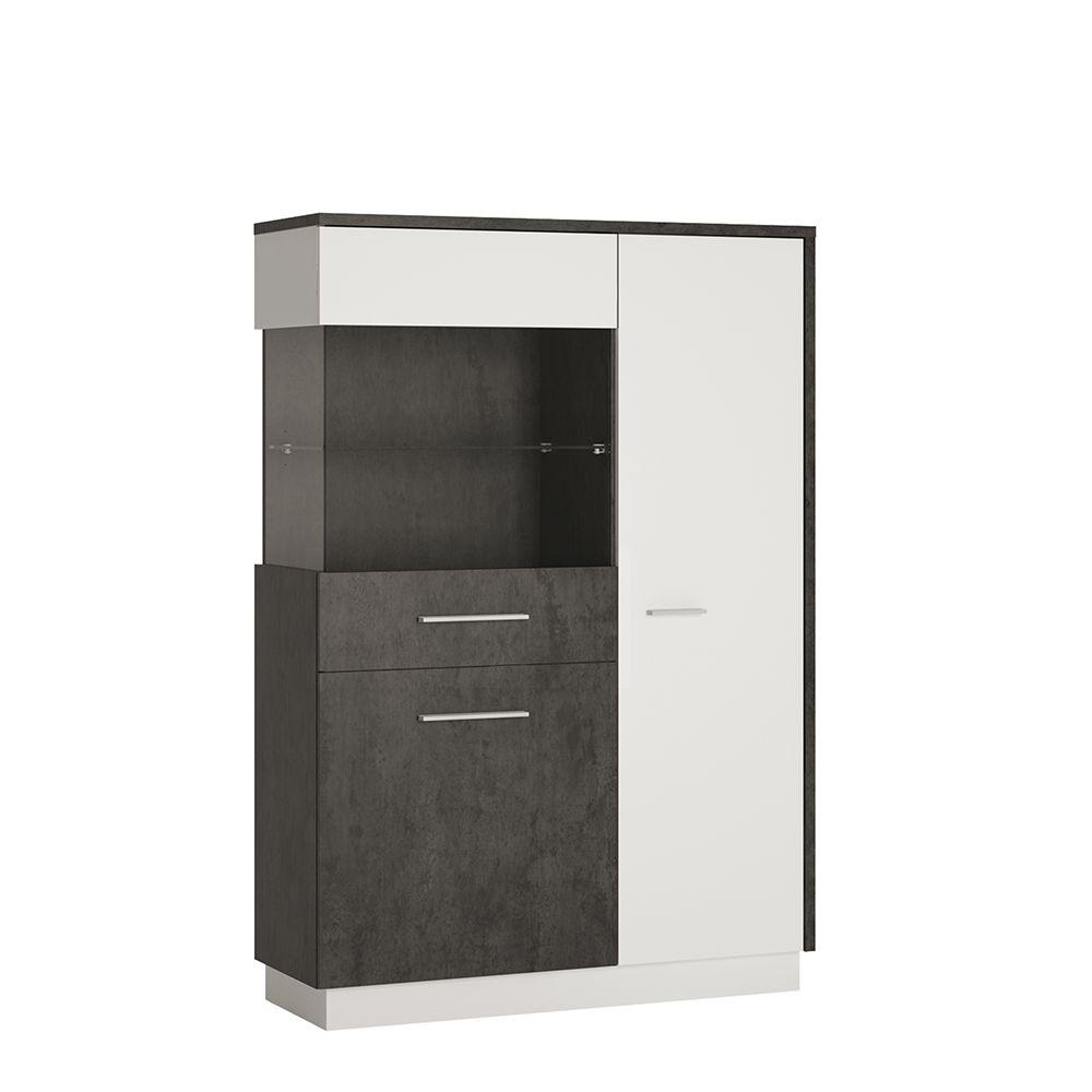 Gerzing Low display cabinet (LH)