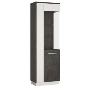 Gerzing Tall Glazed display cabinet (RH)