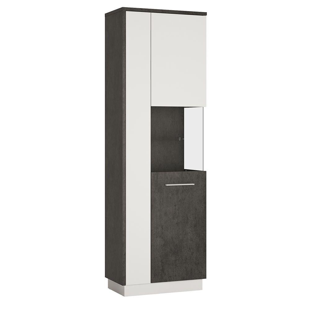 Gerzing Tall display cabinet (RH)