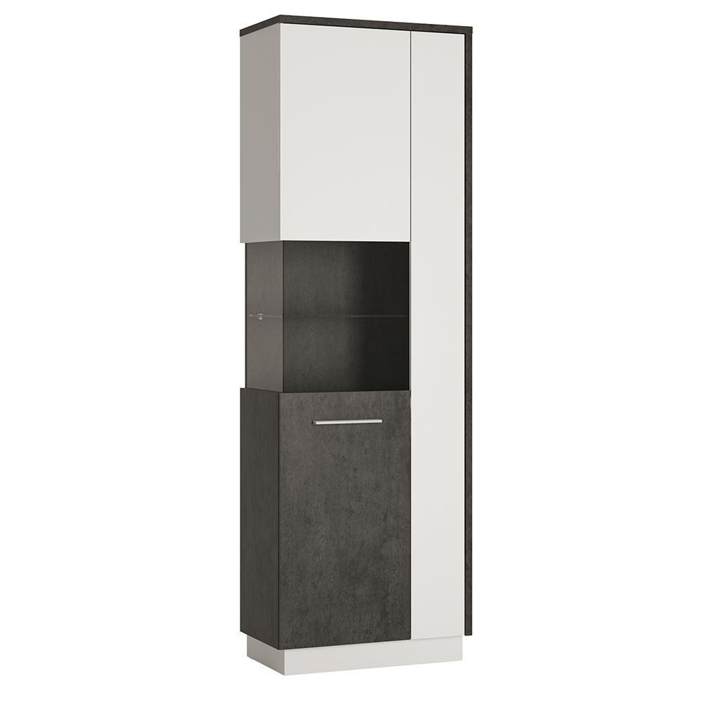Gerzing Tall display cabinet (LH)