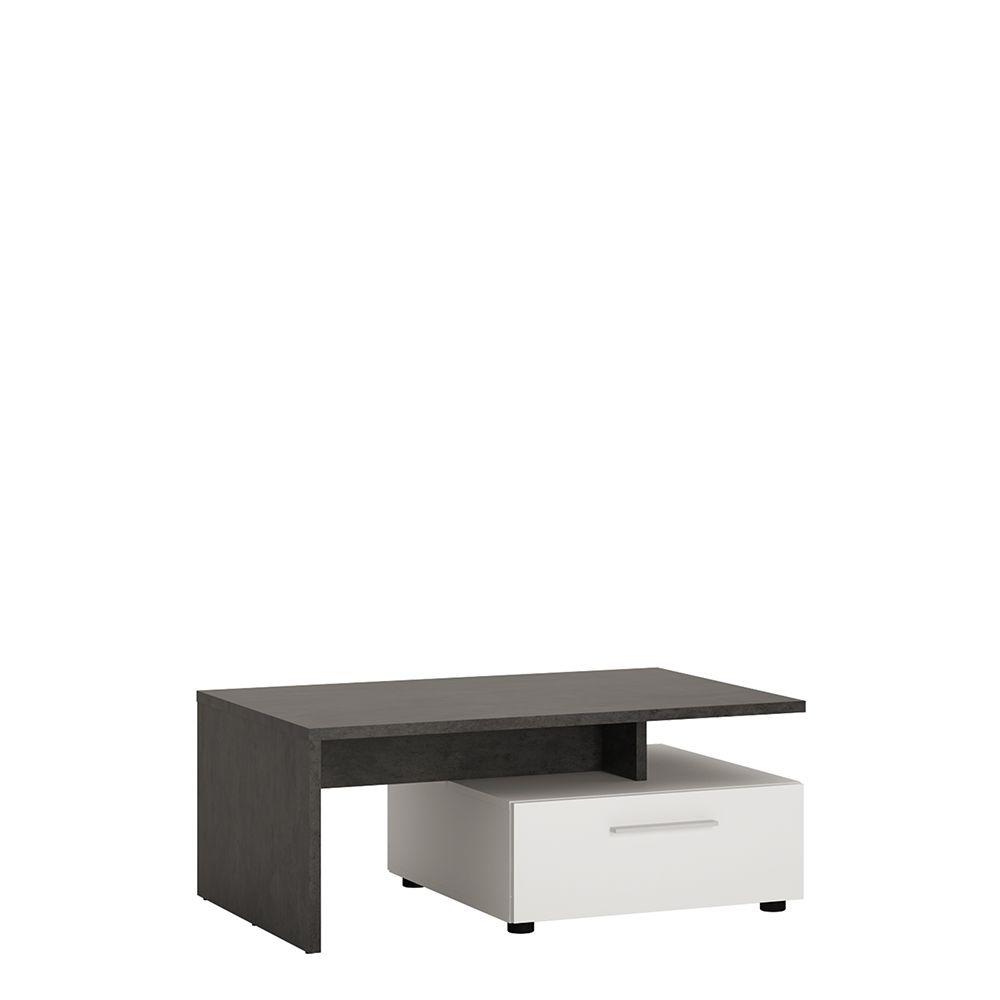 Gerzing 2 drawer coffee table