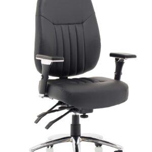 Barce Fabric Seat Swivel Adjustable Office Chair