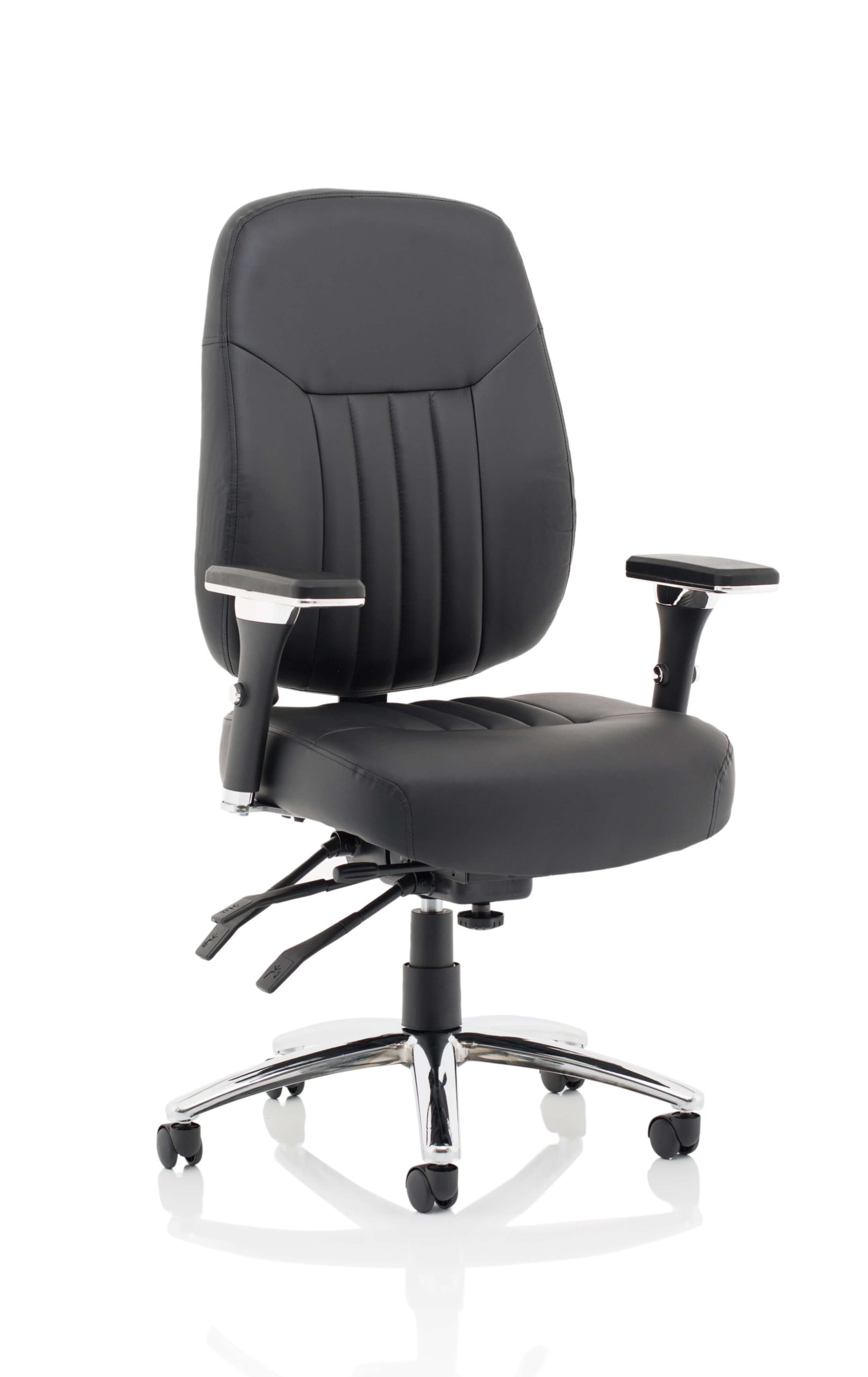 Barce Fabric Seat Swivel Adjustable Office Chair