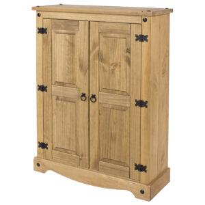 Cortan 2 door cupboard unit