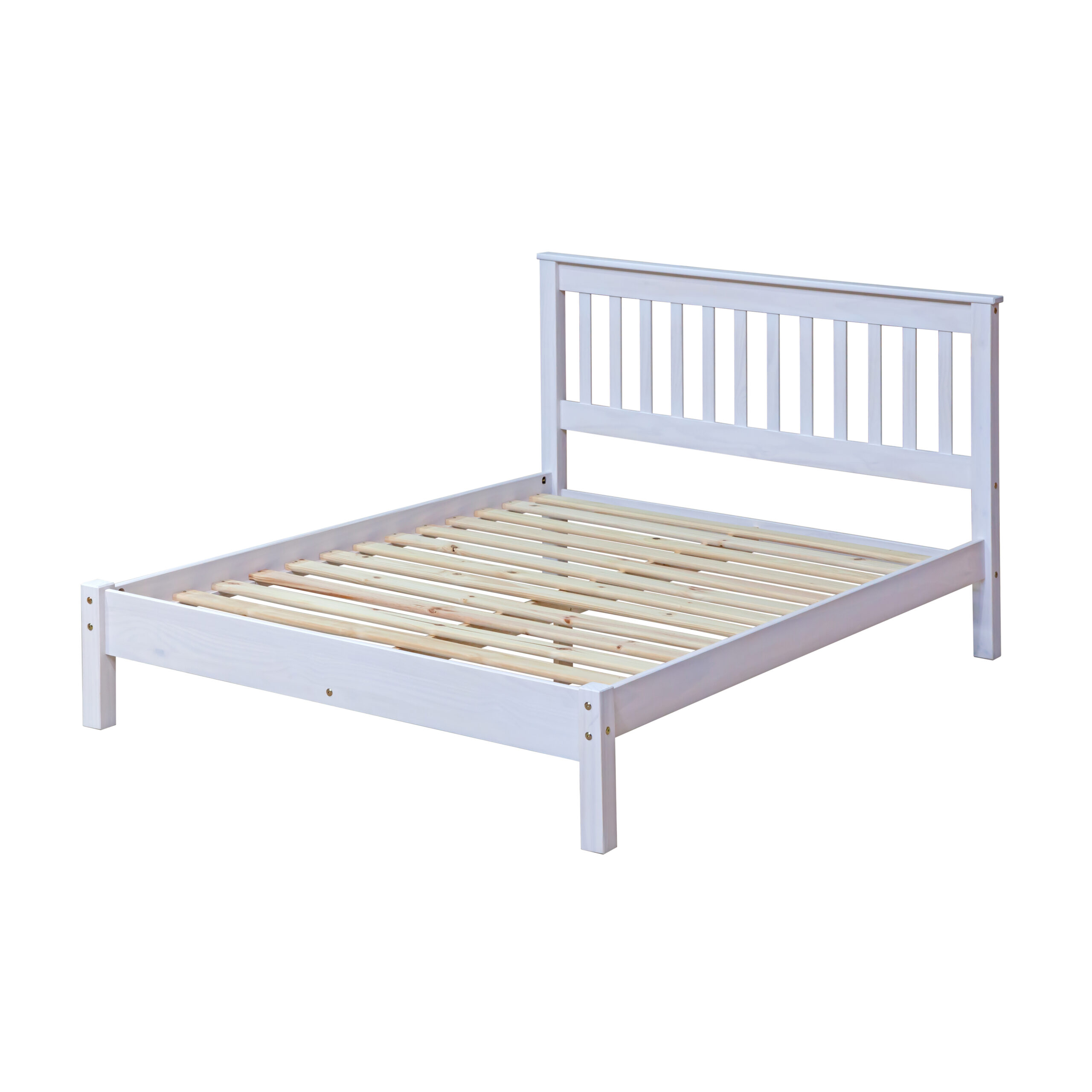 Shelton Pine 4'6 Low End Bedstead