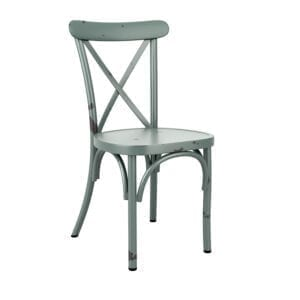 Cafron Chair - Vintage Light Blue