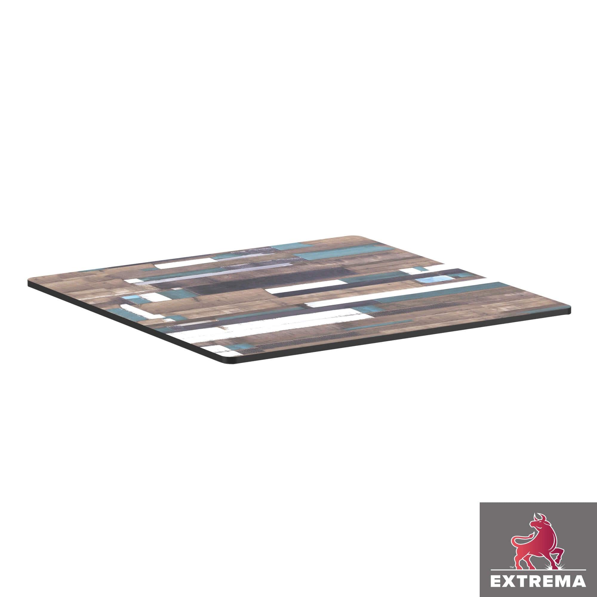 Erman Driftwood - Full Table - 60x60 - Poseur