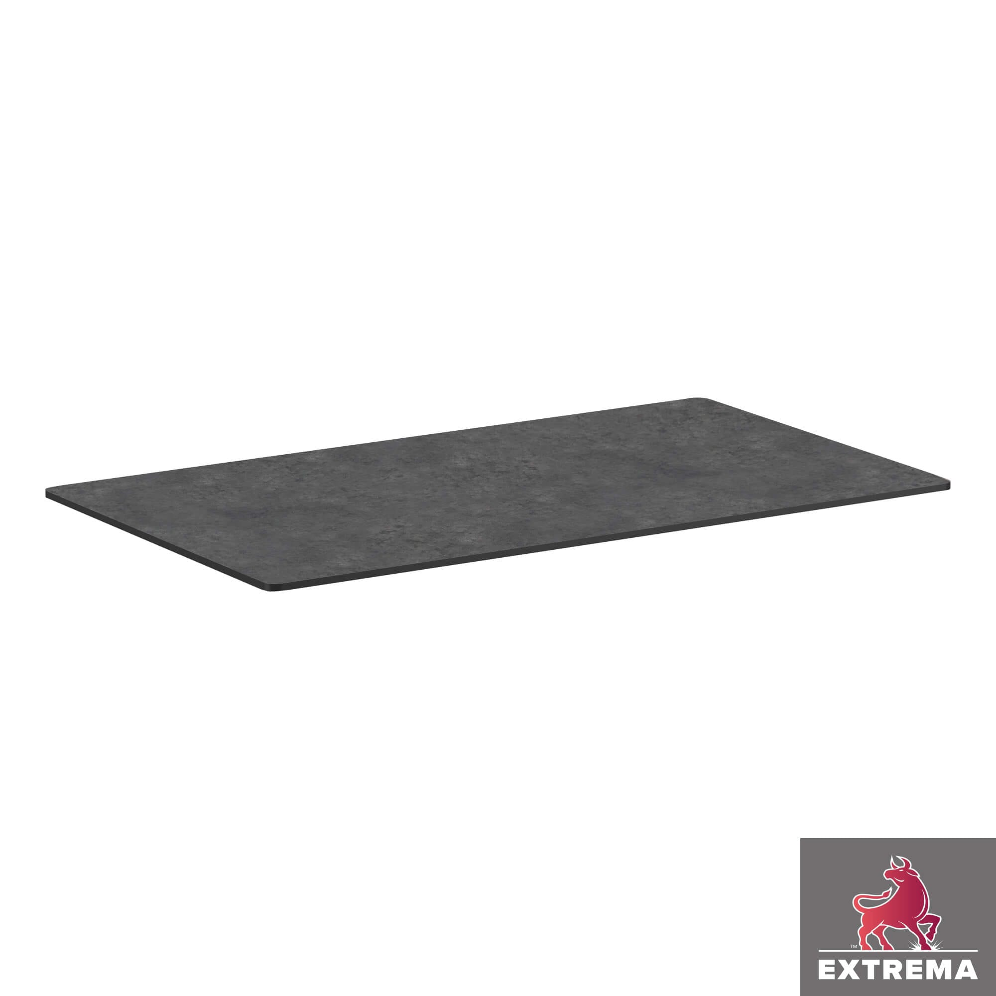 Erman Top - Metalic Anthraite - 119x69cm Rect
