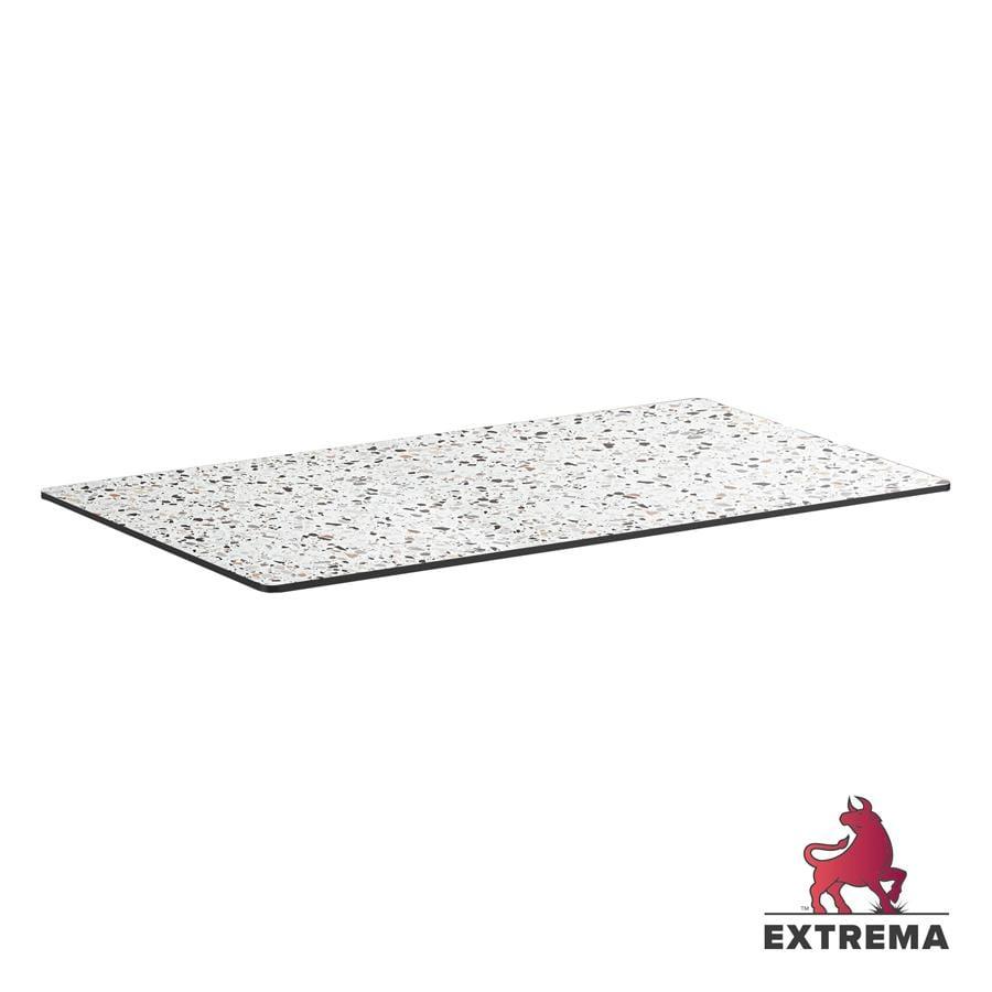 Erman Top - Mixed Terrazzo - 119x69cm