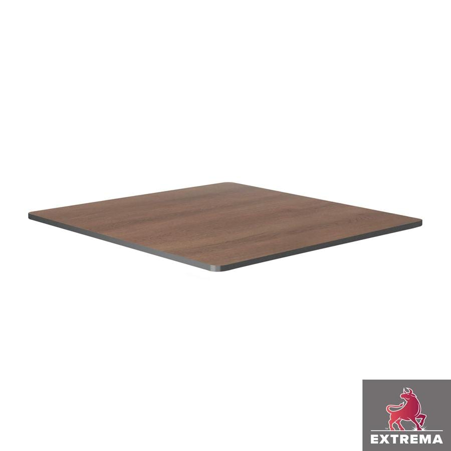 Erman Top - New Wood Finish - 79x79cm