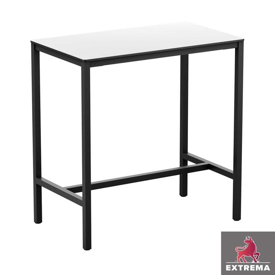 Erman White - Full Table - 119x69 - Poseur