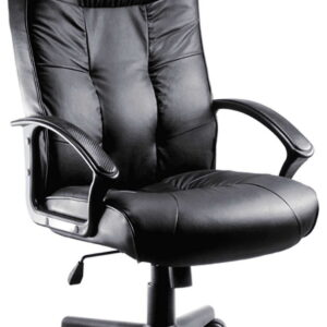 Neristar Leather Faced Office Chair