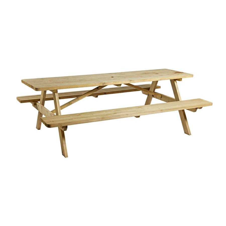 Harvey 12 Seater Picnic bench