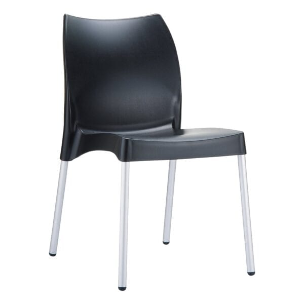 Iconic Side Chair - Black