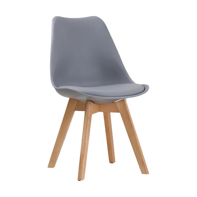 Lovet Chair Grey (Pack of 2)