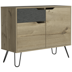 Hatty small sideboard with 2 doors & 1 drawer