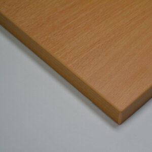 Taybon Melamine Rectangular Table Top - Beech