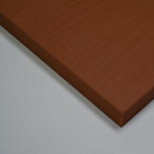 Taybon Melamine Rectangular Table Top - Walnut