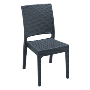 Minty Side Chair - Dark Grey