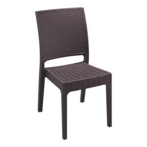 Minty Side Chair - Brown