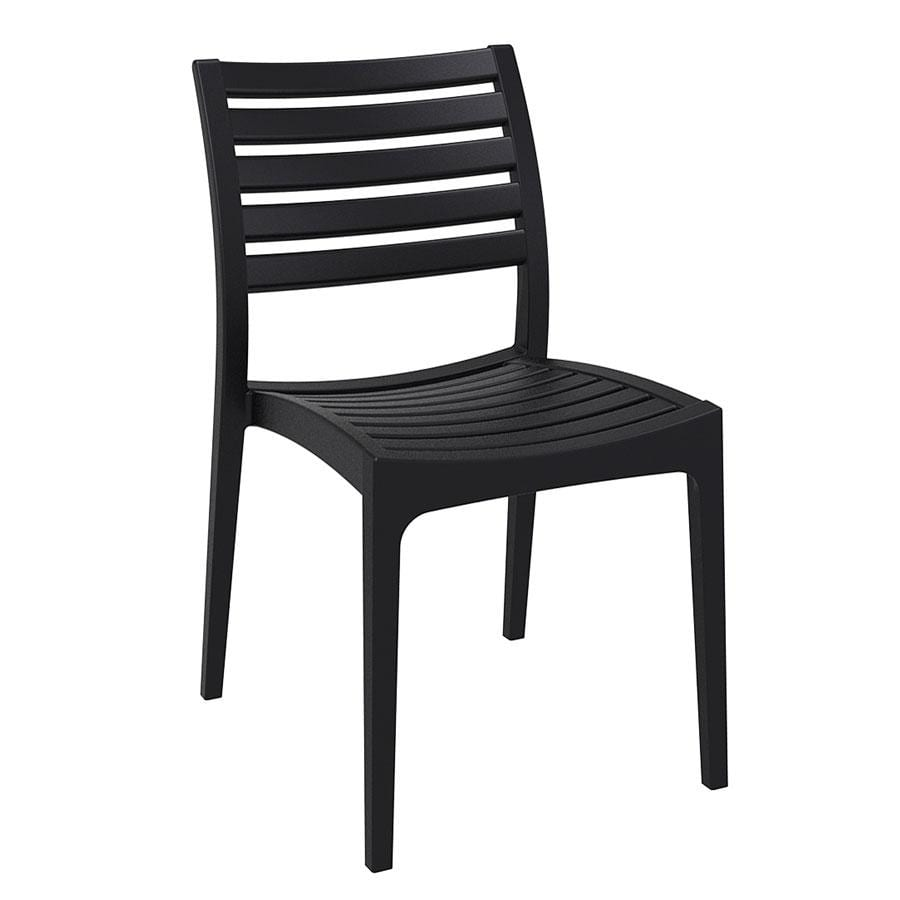 Realm Side Chair - Black