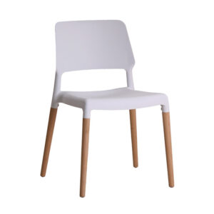 Rovert Chair White (Pack of 2)