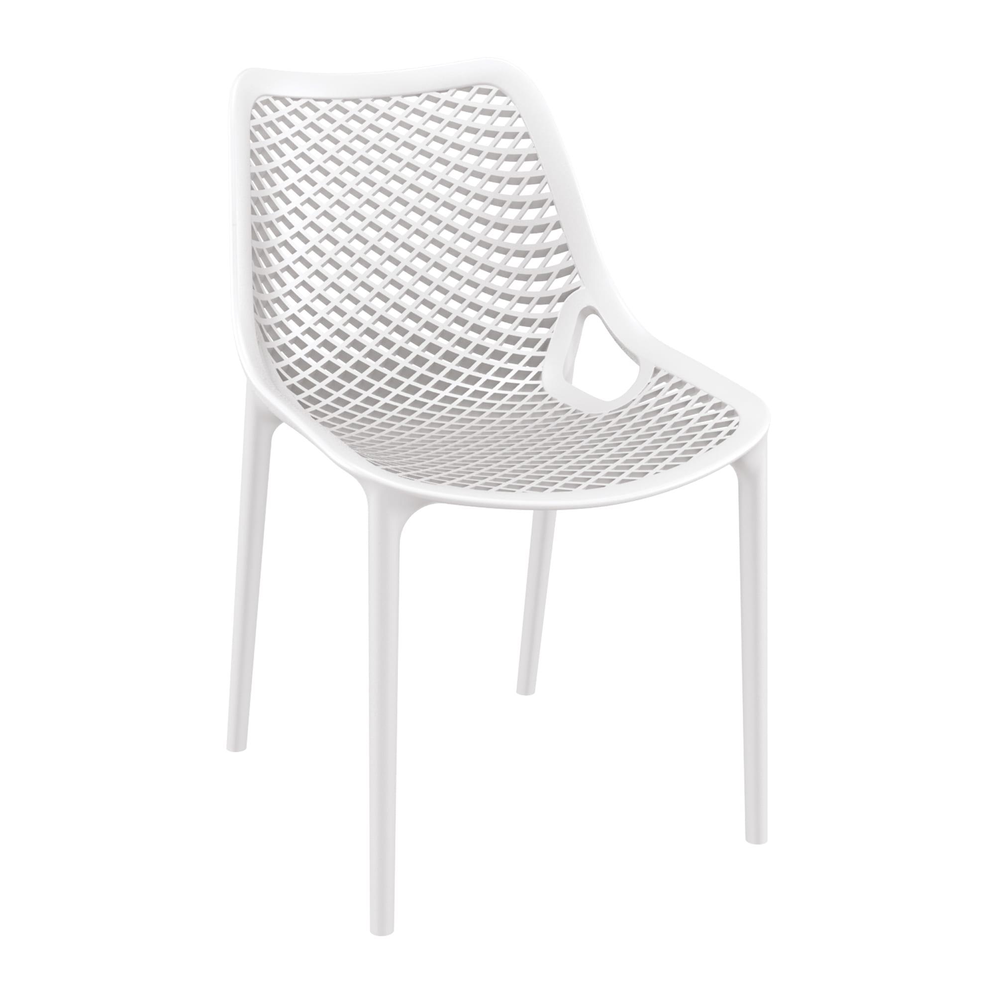 Spyro Side Chair - White
