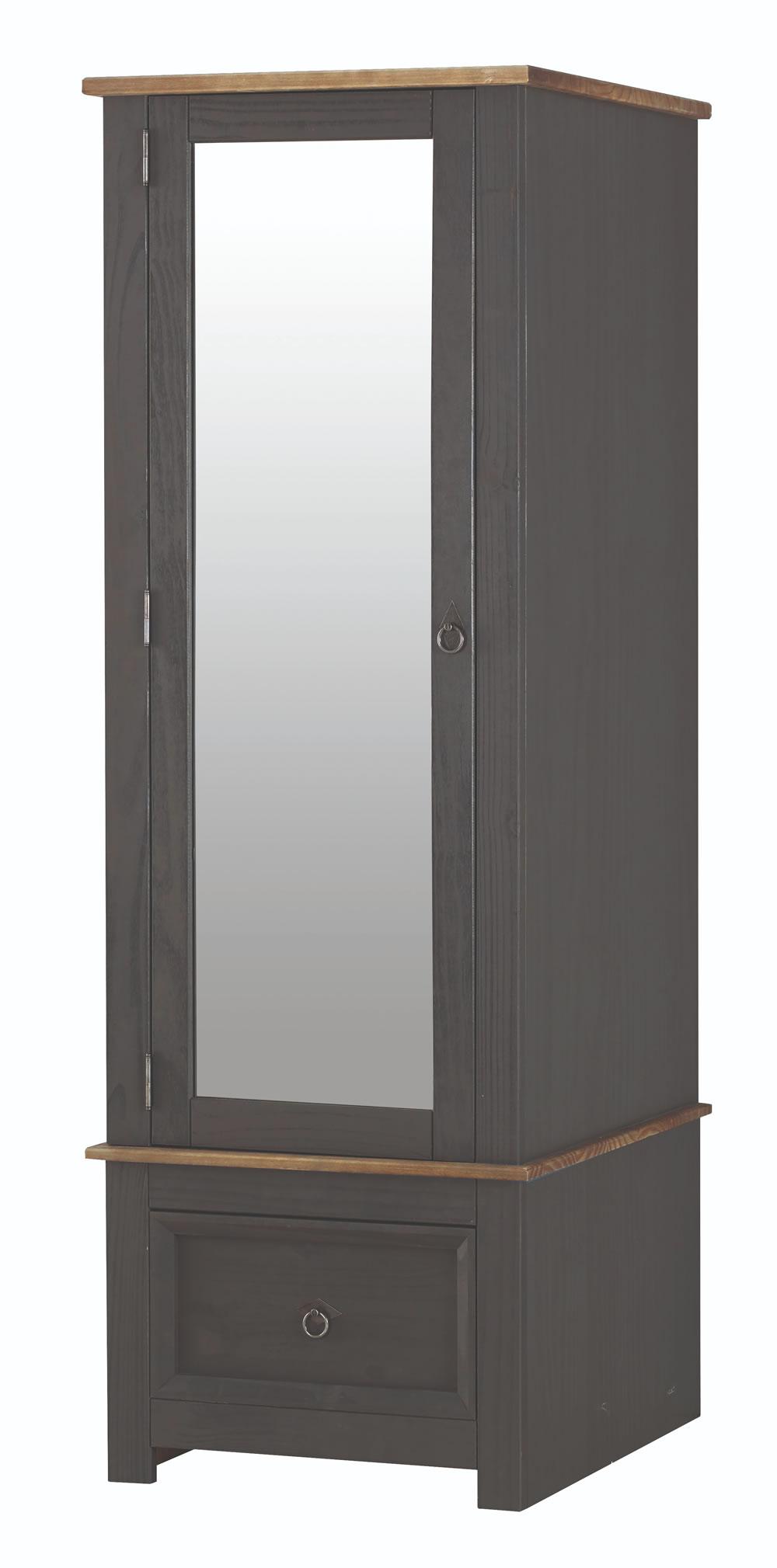 armoire mirrored door