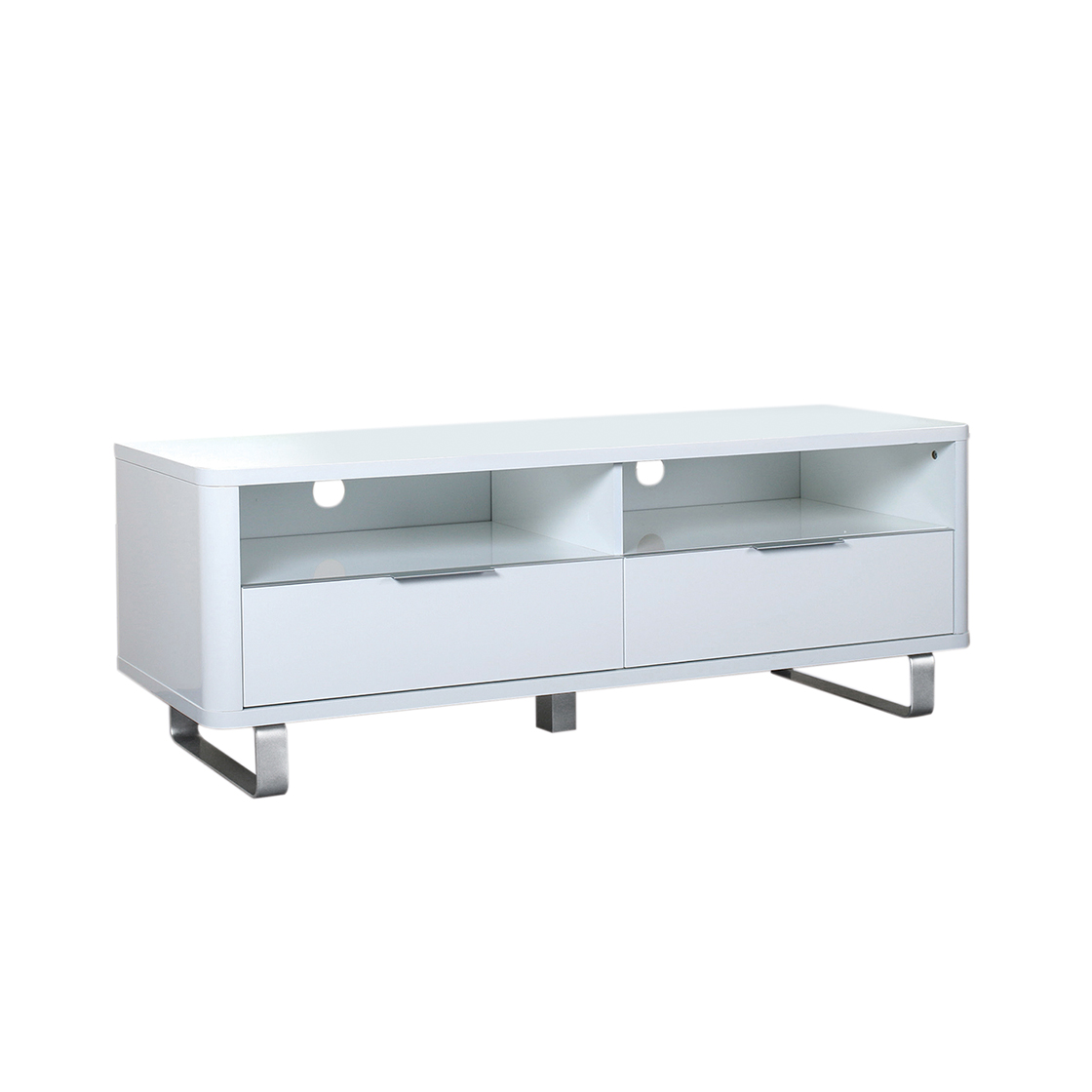 Accord TV Unit White