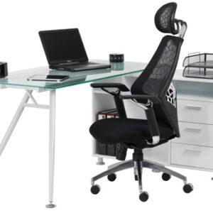 Granada Workstation & Lonfellow Exec Chair Combo