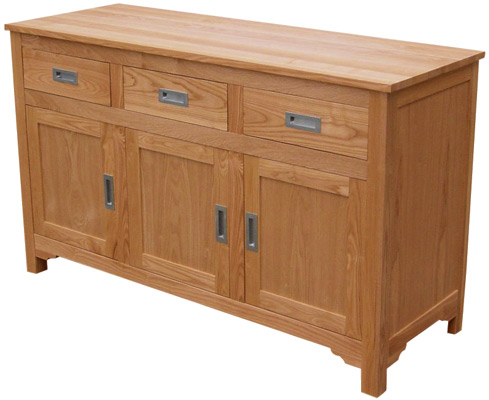 Ashmere Sideboard Solid Ash
