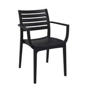 Ariel Arm Chair - Commercial Quality Fully Assembled