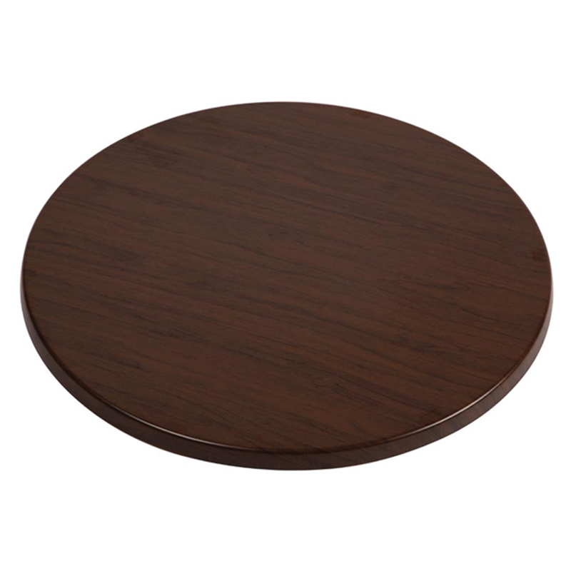 Atraos German Quality Round Table Top - Italian Walnut