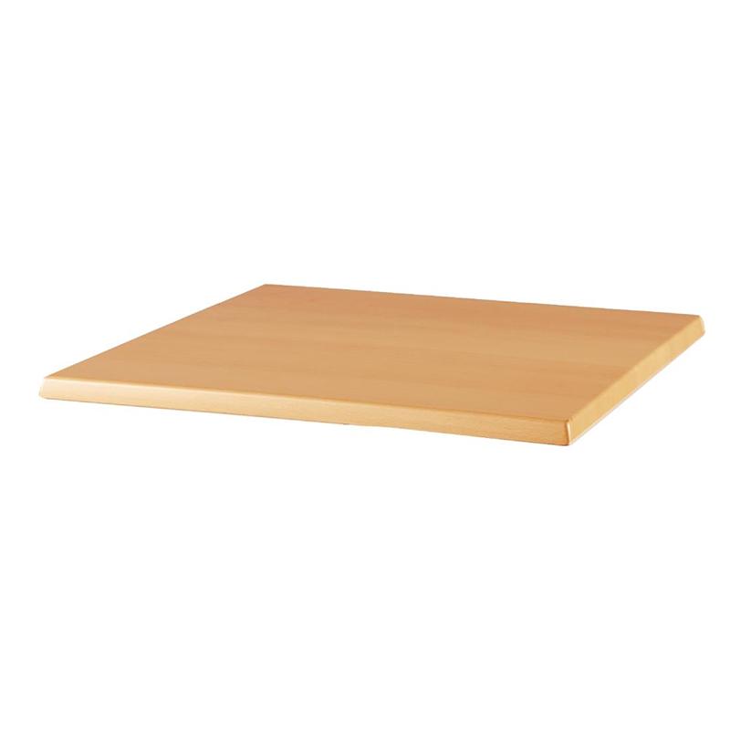 Atraos German Quality Square Table Top - Beech