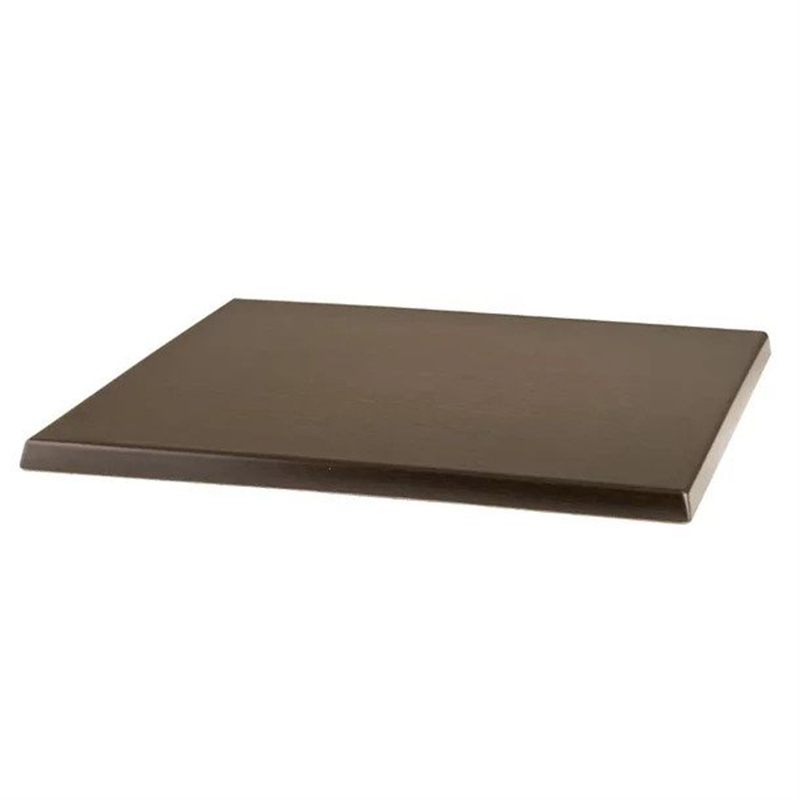 Atraos German Quality Square Table Top - Wenge