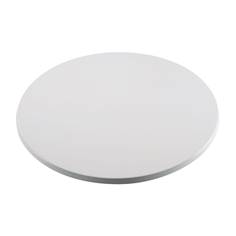 Atraos German Quality Round Table Top - White